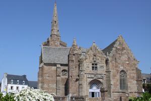 La chapelle Notre-Dame de la Clarté de Perros-Guirec