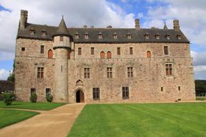 Château, Bretagne